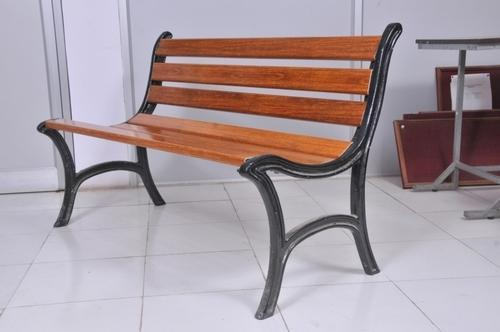 Cast Iron Heavy Bench