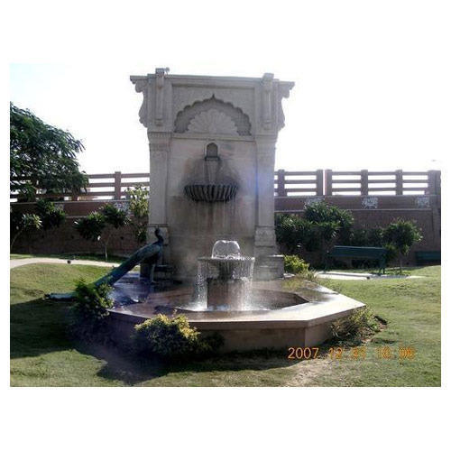 Garden Fountains Stone Fountain Manufacturer From Jaipur