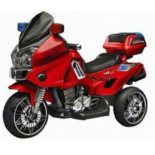 Kids Battery Operated Police Bike - Comfort Creations Pvt