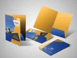 Presentation Folder Designing Services