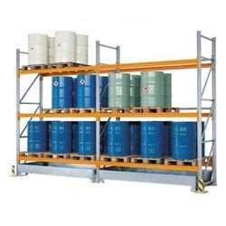 Oil Drum Storage Racks