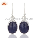 925 Sterling Silver Gemstone Earrings