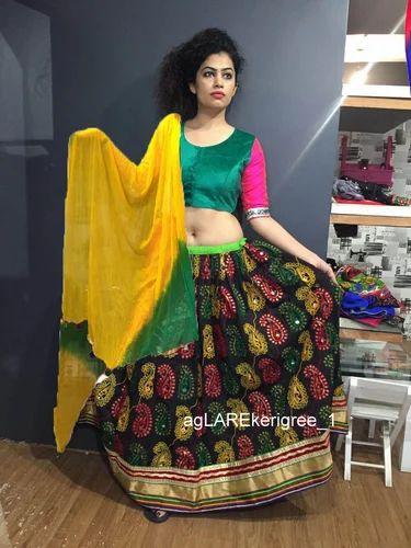 61e5b285a8a01d Gypsy Hand Embroidered Skirts One Lehenga Choli at Rs 1200 /piece ...