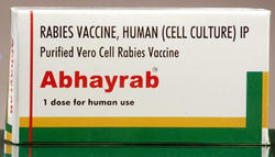 Abhayrab Vaccine Anti Rabies Injection