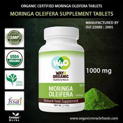 Premium Quality Moringa Tablet (1000mg)