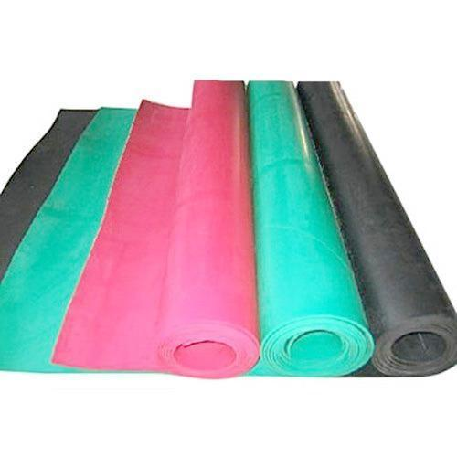 Rubber Sheets Sbr Rubber Sheet Exporter From Mumbai