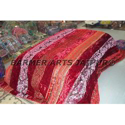Designer Cover Brasso Velvet Strip