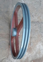Cast Iron Manual V Belt Pulley