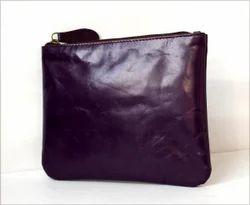 Leather Clutch - Purse