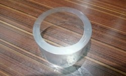 Opaque Or Clear PVC Heat Shrink Preform Caps