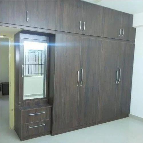 Pvc Wardrobe At Rs 850 Square Feet S Pvc Wardrobe Id