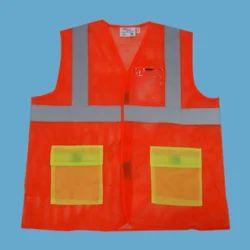 Construction Safety Reflective Vest