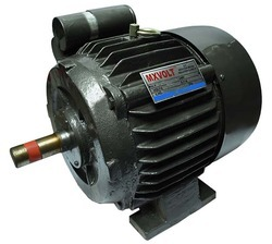 MX VOLT 2H.P. Single Phase Electric Motor, Voltage: 220, 1440