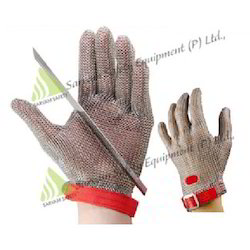 Stainless Steel Metal Gloves