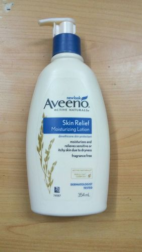 Aveeno Active Naturals Lotion (skin Relief)