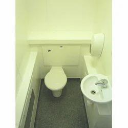 Portable Staff Toilet