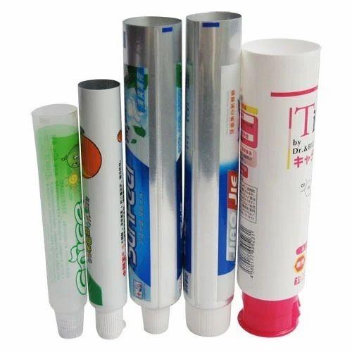 Ointment Laminate Tube