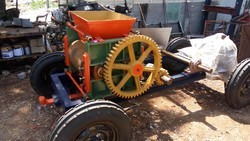 Red Soil Mud Crusher