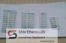 Desiccant Silica Gel for Food Preservation