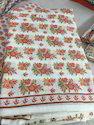 Procion Print Cotton Double Bedsheet