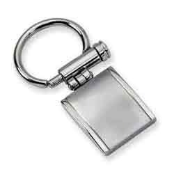 34b9638b3a Stainless Steel Keychains - Stainless Steel Key Ring Latest Price ...