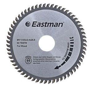 Eastman 14 Inch Tct Circular Saw Blade, Fapetb355 120