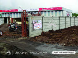 Y Compound Wall
