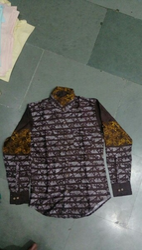 f4616d24d9 R B Jeans Corner - Retailer of Formal Shirt   Sea Green Mens Casual Shirt  from Jaipur