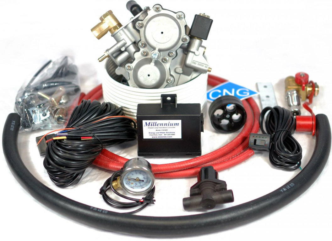 Cng conversion kit a j auto engineers