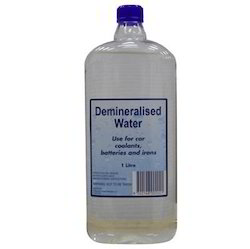 demineralised water suppliers