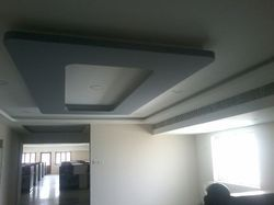 Gypsum False Ceiling Partition