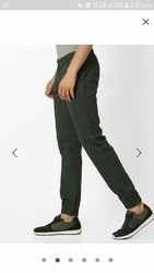 Cotton Joggers Pants