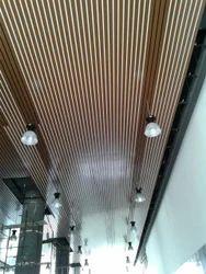 Aluminium False Ceilings Aluminum False Ceilings