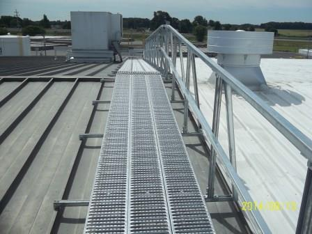 Rooftop Walkway System Mandv Project Services Service