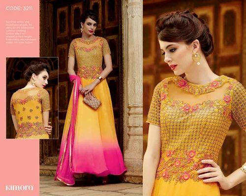 22beef899 Neck Design Salwar Kameez, Designer Suits, महिलाओं के ...