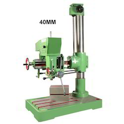 40mm Radial Drill Machine