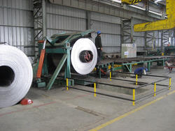 Coil Processing Machine