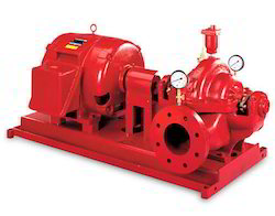 Fire Main Pump