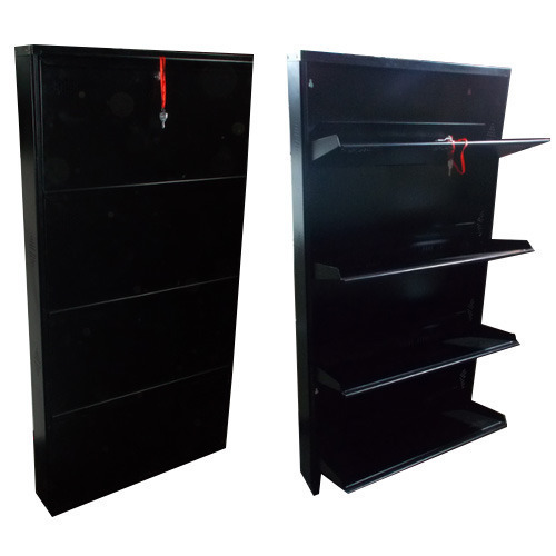 Brown Black Jumbo Shoe Rack Size Dimensions In Length X Breadth Height