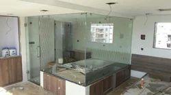 Bathroom Glass Fittings