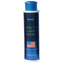 Sno-tex One Man Show Talcum Powder, For Personal, Pack Size: 100 Gm