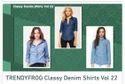 Trendyfrog Classic Denim Shirts