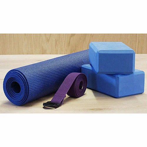 Cotton Yoga Mats, Mat Size: Standard, Ryan Overseas