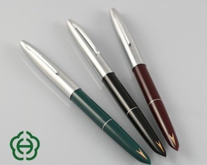OK, OK, this is not the best fountain pen available on the market – it  would probably not stack up well against a Pelikan M1000, ...