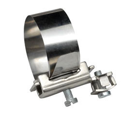 Earthing Band Clamp