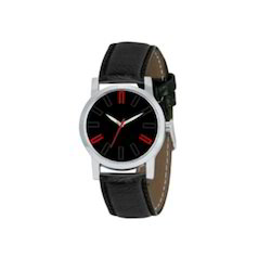 Men's Leather Watch