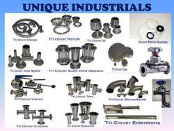 Triclover Fittings And Valves