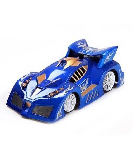 Rc Car Racing >> Emob Blue Remote Control Wall Climbing Floor Drive Racing Car Rs