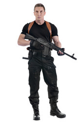 Male Gunman Security Services