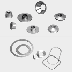 Aluminum Gasket For POY